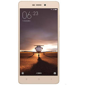Smartphone Xiaomi Redmi 3s 16GB Dual Sim 4G Gold
