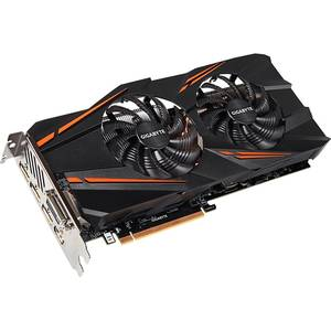 Placa video Gigabyte nVidia GeForce GTX 1070 Windforce OC 8GB DDR5 256bit