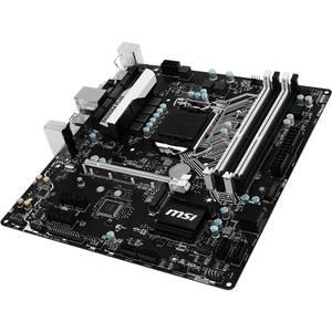 Placa de baza MSI B150M BAZOOKA PLUS Intel LGA1151 mATX