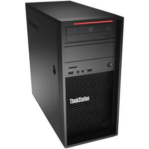 Sistem desktop Lenovo ThinkStation P310 Tower Intel Xeon E3-1225 v5 4GB DDR4 1TB HDD Windows 10 Pro