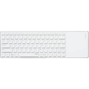 Tastatura Rapoo Bluetooth E6700 Touchpad White