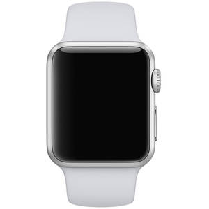 Curea smartwatch Apple Watch 38mm Fog Sport Band