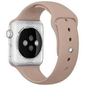 Curea smartwatch Apple Watch 42mm Walnut Sport Band