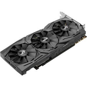 Placa video Asus nVidia GeForce GTX 1080 STRIX GAMING DCUIII OC 8GB DDR5X 256bit