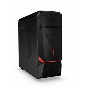 Sistem desktop Lenovo IdeaCentre Y900 Intel Core i5-6600K 16GB DDR4 1TB HDD 256GB SSD nVidia GeForce GTX 970 4GB Black