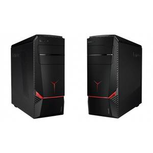 Sistem desktop Lenovo IdeaCentre Y900 Intel Core i7-6700K 16GB DDR4 256GB SSD nVidia GeForce GTX 980 4GB Black