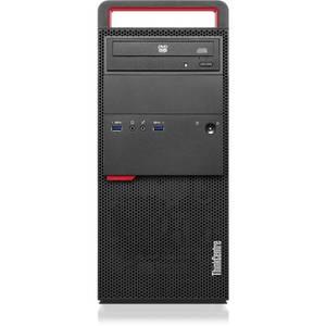 Sistem desktop Lenovo ThinkCentre M900 Tower Intel Core i7-6700 16GB DDR4 2TB HDD 256GB SSD nVidia GeForce GT 720 2GB Windows 10 Pro Black