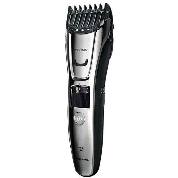 Masina de tuns barba ER-GB80-S503 39 de trepte taiere lavabil Argintiu/Negru thumbnail