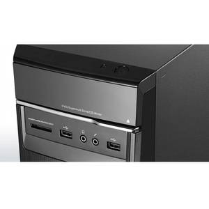 Sistem desktop Lenovo IdeaCentre 300-20ISH Intel Core i5-6400 4GB DDR3 1TB HDD nVidia GeForce GT 730 2GB Black