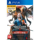 The Witcher 3 Wild Hunt Blood and Wine Expansion Pack PS4