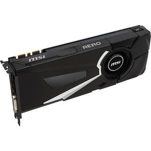 Placa video MSI nVidia GeForce GTX 1070 Aero OC 8GB DDR5 256bit