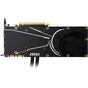 Placa video MSI nVidia GeForce GTX 1080 Sea Hawk X 8GB DDR5X 256bit