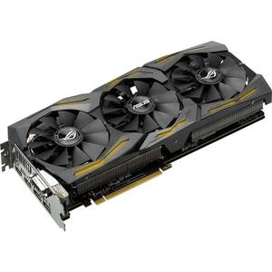 Placa video Asus nVidia GeForce GTX 1060 STRIX GAMING OC 6GB DDR5 192bit