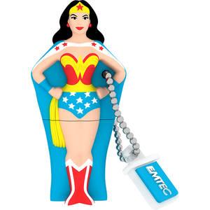 Memorie USB Emtec Super Heroes Wonderwoman 8GB USB 2.0