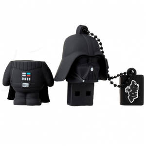 Memorie USB Star Wars Darth Vader 16GB USB 2.0 Black