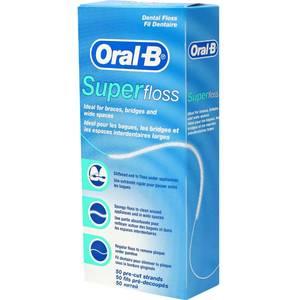 Matase dentara Oral-B Superfloss 50m