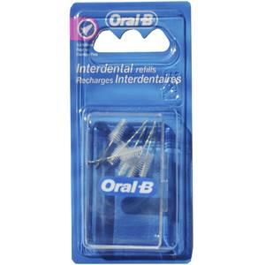 Rezerve conice interdentare pentru periuta Oral-B - 6 buc
