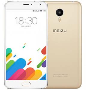 Smartphone Meizu Metal 16GB Dual Sim 4G Gold
