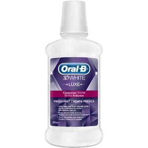 Apa de gura Oral-B 3D White Luxe Glamorous Shine 500ml