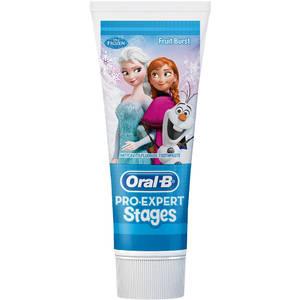 Pasta de dinti Oral-B Stages Frozen 75ml 3+ ani