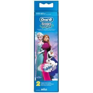 Rezerva periuta electrica pentru copii Oral-B D12 Frozen 3+ ani 2buc