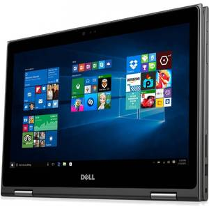 Laptop Dell Inspiron 5368 13.3 inch Full HD Touch Intel Core i3-6100U 4GB DDR4 500GB HDD Windows 10 Grey