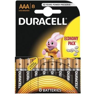 Baterie Basic AAA LR03 8buc Negru thumbnail