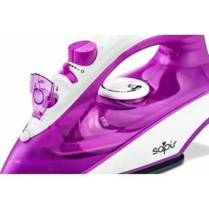 Fier de calcat Sapir SP-1050-BH 1600W 160 ml violet