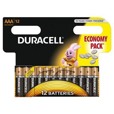 Baterie Basic AAA LR03 12buc Negru thumbnail