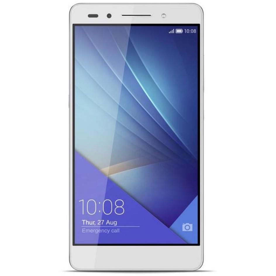 Smartphone Honor 7 16gb Dual Sim 4g Silver