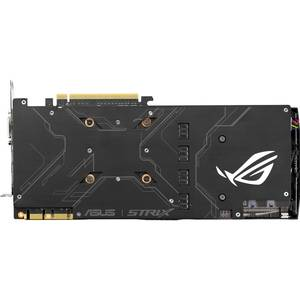 Placa video Asus nVidia GeForce GTX 1080 STRIX GAMING 8GB DDR5X 256bit