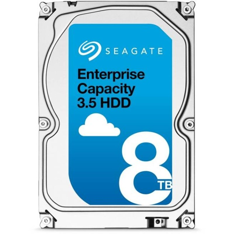 Hard disk server Enterprise Capacity 8TB SAS 3.5 inch 7200rpm 256MB thumbnail