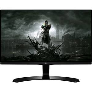 Monitor LED Gaming LG 24MP68VQ-P 23.8 inch 5ms Black