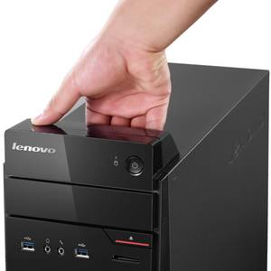 Sistem desktop Lenovo S510 Intel Core i7-6700 8GB DDR4 1TB HDD Black