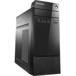 Sistem desktop Lenovo S510 Intel Pentium G4400 4GB DDR4 500GB HDD Windows 7 Pro upgrade Windows 10 Pro Black