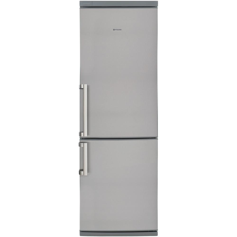 Combina frigorifica FSG 185 322 Litri A+ dezghetare automata Inox/Gri thumbnail