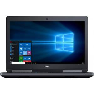 Laptop Dell Precision 7510 15.6 inch Ultra HD Intel Core i7-6820HQ 32GB DDR4 512GB SSD nVidia Quadro M1000M 2GB Windows 7 Pro upgrade Windows 10 Pro