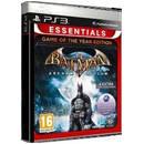 Batman Arkham Asylum GOTY Essentials PS3