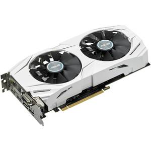 Placa video Asus nVidia GeForce GTX 1060 Dual OC 6GB DDR5 192bit