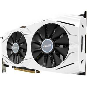 Placa video Asus nVidia GeForce GTX 1060 Dual OC 6GB DDR5 192bit