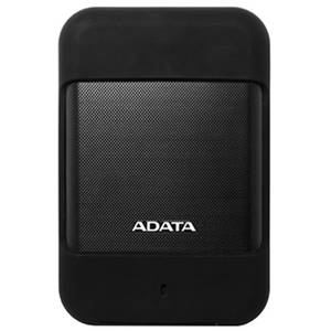 Hard disk extern ADATA Durable HD700 1TB 2.5 inch USB 3.0 Black