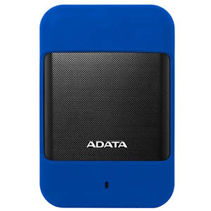 Hard disk extern ADATA Durable HD700 1TB 2.5 inch USB 3.0 Blue