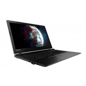 Laptop Lenovo IdeaPad 110-15IBR 15.6 inch HD Intel Pentium N3710 4GB DDR3 1TB HDD Windows 10 Black