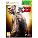 WWE Smackdown vs Raw 2012 Xbox 360
