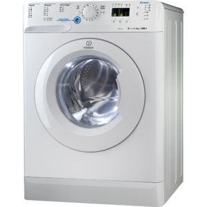 Masina de spalat rufe Indesit XWA 61051 W 1000RPM 6Kg A+ Innex Alb