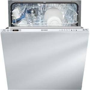 Masina de spalat vase Indesit DIFP 18 B1 A 13 seturi 8 programe A+ Alb