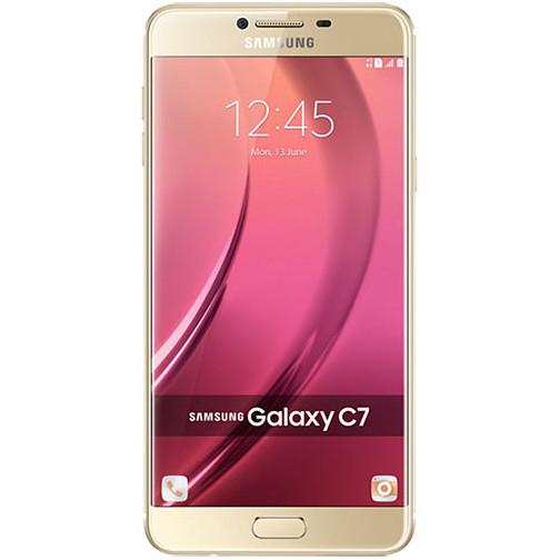 Smartphone Galaxy C7 C7000 32gb Dual Sim 4g Gold