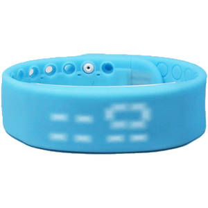 Bratara Fitness Star City W2 Bluetooth Blue