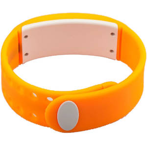 Bratara Fitness Star City W2 Bluetooth Orange