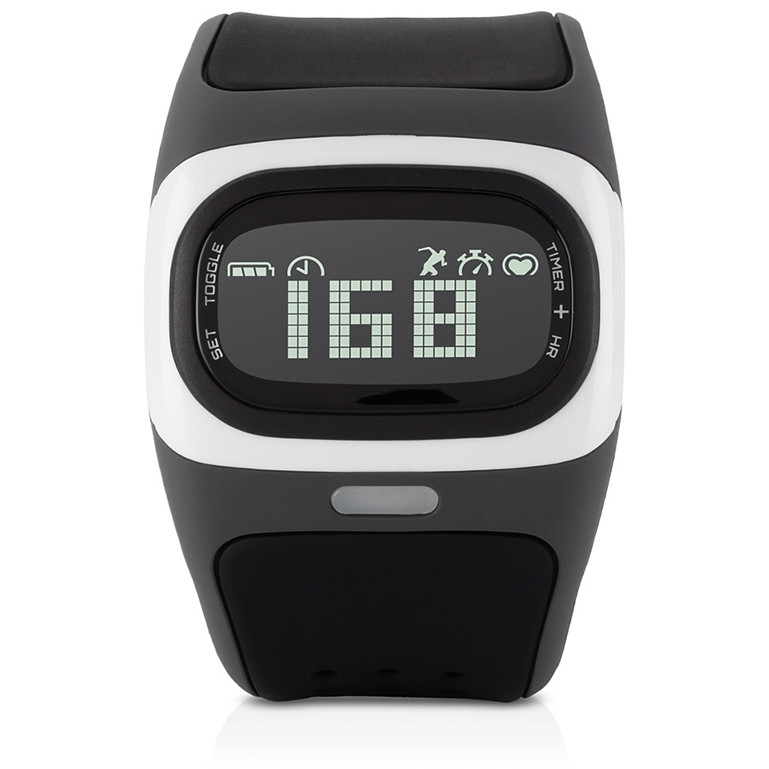 Bratara Fitness Alpha Heart Rate Monitor White